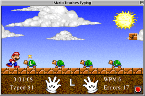 Does anyone remember this typing game?